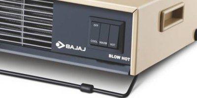 Bajaj Blow Hot 2000 Watts Fan Forced Circulation Room Heater Fan Room Heater
