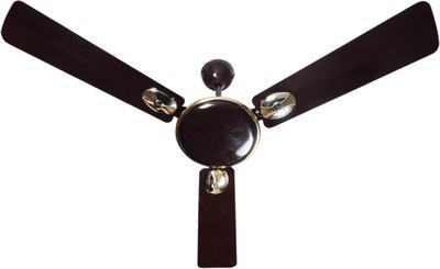 Khaitan FanAir 1200 mm Ultra High Speed 3 Blade Ceiling Fan(Brown, Gold, Pack of 1)