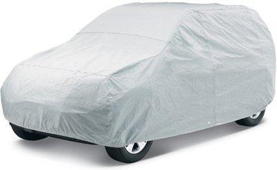 Car Bazaar Car Cover For Hyundai Eon (Without Mirror Pockets)(Grey)