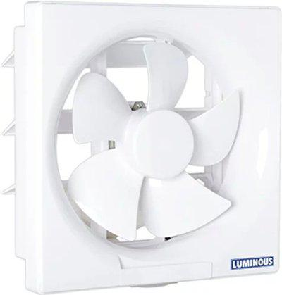 Luminous vento dlx 250 mm 5 Blade Exhaust Fan(white, Pack of 1)