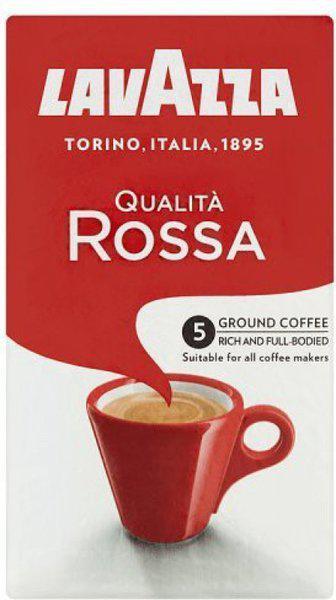 Lavazza Qualita Rossa (Imported) Roast & Ground Coffee(250 g)