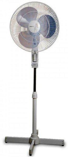 Orient Electric stand 31 3 Blade Pedestal Fan(peppy red, Pack of 1)