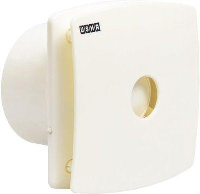 Usha Crisp Air Premia, ivory 150 mm 5 Blade Exhaust Fan(Ivory, Pack of 1)