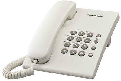 Panasonic KX-TS500MX Corded Landline Phone(Blue)