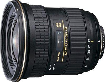 Tokina AF 17 - 35 mm F/4 PRO FX for Nikon Digital SLR  Lens(Black, 75)