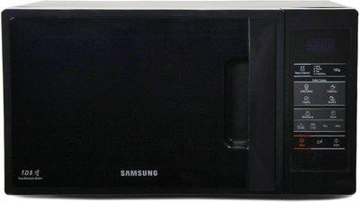 Samsung 20 L Solo Microwave Oven(MW73AD-B/XTL, Black)
