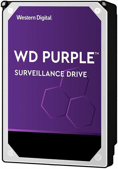 WD SATA 2 TB Surveillance Systems Internal Hard Disk Drive (Western Digital Purple Internal Surveillance (WD20PURZ))
