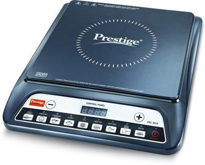 Prestige PIC 20.0 Induction Cooktop(Black, Push Button)