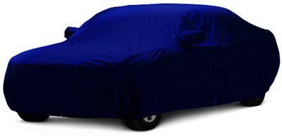 ADDY Car Cover For Tata Indica (With Mirror Pockets)(Blue)