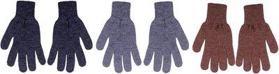 Gajraj Woolen Solid Winter Men Gloves