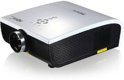 PLAY PP 002 Portable Projector(White)