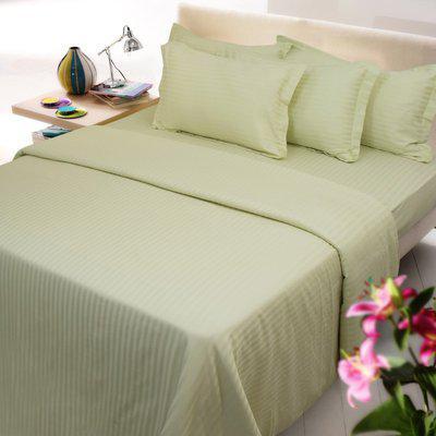 Mark Home Single Cotton Duvet Cover(Yellow)