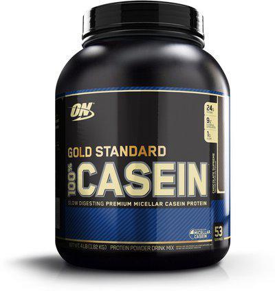 Optimum Nutrition Gold Standard 100% Casein Protein(1.82 kg, Chocolate Supreme)