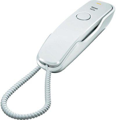 Gigaset DA210 White Corded Landline Phone(White)