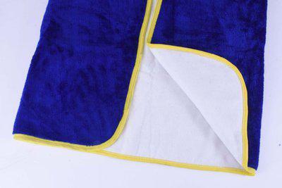 Home Elite Plain Single Electric Blanket(Polyester, Blue)