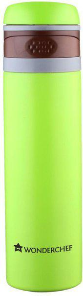 Wonderchef Quench 500 ml Bottle(Pack of 1, Green)