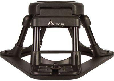 E-Image EI-7500 Tripod Ball Head(Black, Supports Up to 50000 g)