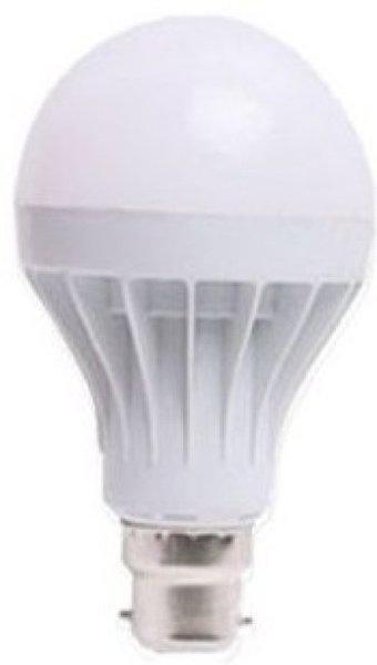 LED 7 W Standard B22 LED Bulb(White)