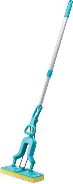 Prestige clean home butterfly Sponge Mop(Blue)