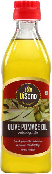 Disano Olive Pomace Oil Plastic Bottle(500 ml)