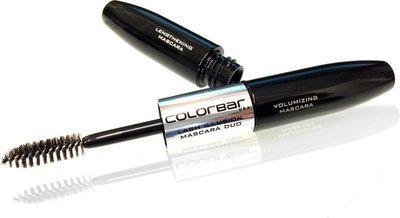 Colorbar Lash Illusion Mascara Duo 4 ml(CARBON BLACK MASCARA)