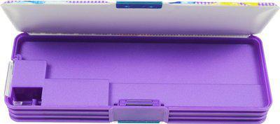 Dream Bag Snow White Colourful Art Plastic Pencil Box(Set of 1, Multi - colors)