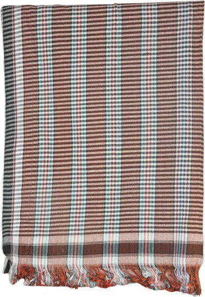 Jass Home Decor Checkered Single Blanket(Microfiber, Red)