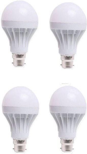 LED 12 W Standard B22 LED Bulb(Gold, Pack of 4)