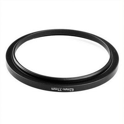 JJC Kiwifotos Metal Adapter Ring SU 62-77 Step Up Ring(62 - 77 mm)