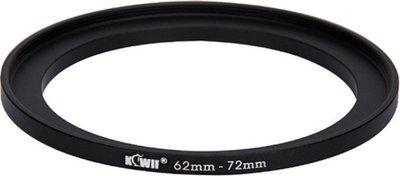 JJC Kiwifotos Metal Adapter Ring SU 62-72 Step Up Ring(62 - 72 mm)