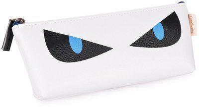 Enwraps Series NA Art Cloth Pencil Box(Set of 1, Blue)