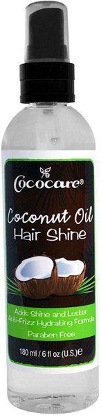 Cococare Coconut Oil Hair Shine, 6 Ounce(180 ml)