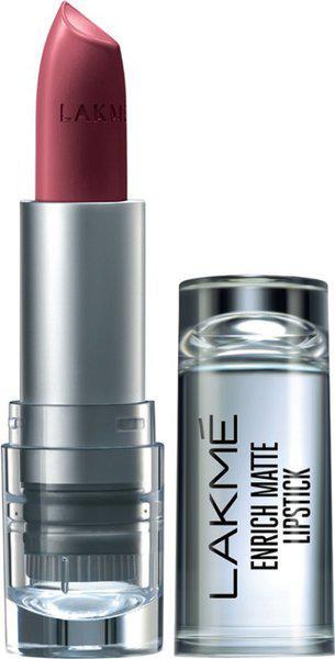 Lakme Enrich Matte Lipstick(Shade WM11, 4.7 g)