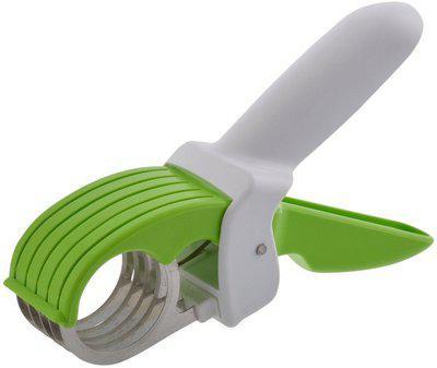 vepson 5 Blade Multi Veg Cut Vegetable & Fruits Cutter Slicer Chopper(1 Cutter)