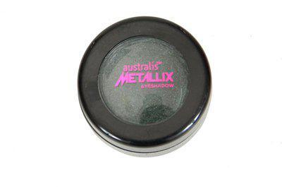 Australis Metallix Eyeshadow 1.9 g(Green Daze)
