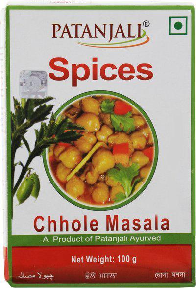 Patanjali Chhole Masala(100 g)