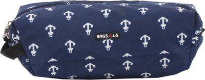 Bags R Us Travel Aider Travel Toiletry Kit(blue)