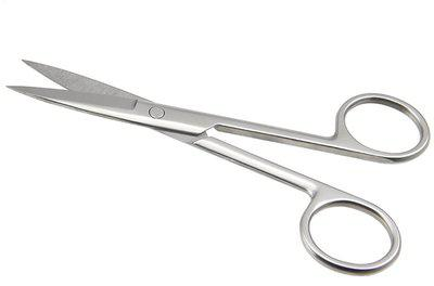 Confidence Best Quality Hair Cut Stainless Steel Scissors(Set of 1, Silver)