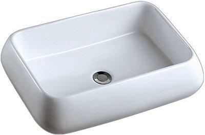 Brizzio Ceramic Wash Basin 5059 Table Top Basin(White)