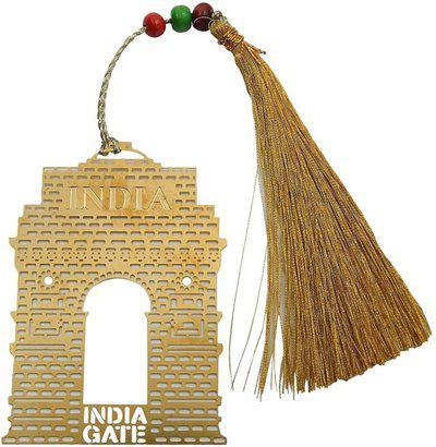 Skywalk Art & Craft India Gate Bookmark Bookmark(India Gate, Gold)