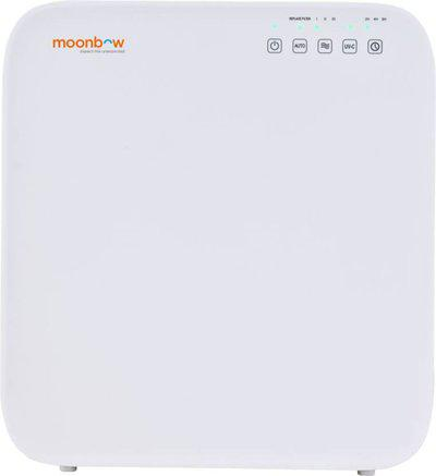 Moonbow by Hindware AP-A8506UIA Portable Room Air Purifier(White)