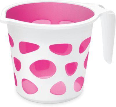 Milton Plastic Bath Mug(Blue 1.5)