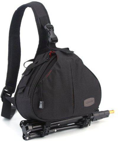 Caden K1 Sling Triangle Camera Bag(Black)