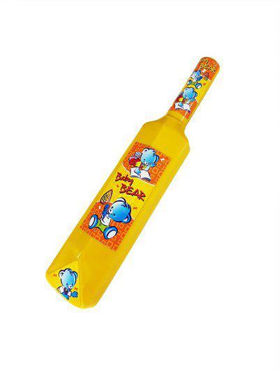 Fully pencil box Cartoon Art Plastic Pencil Box(Set of 1, Yellow)