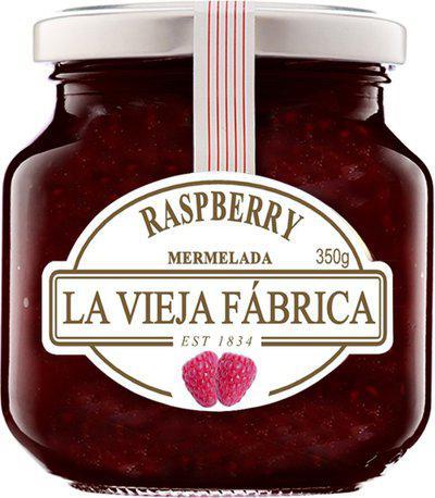 La Vieja Fabrica Raspberry Mermelada (Jam) 350 g