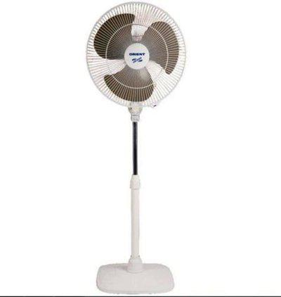 Orient Electric stand 37 0 mm 3 Blade Pedestal Fan(multi, Pack of 1)