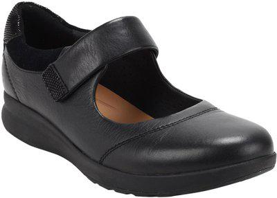 Clarks Women Black Casual Shoes