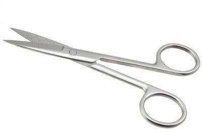 Majik Professional Sharp Edge Scissor Scissors(Set of 1, Silver)