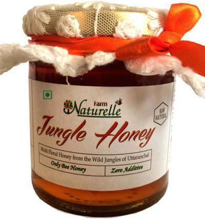Farm Naturelle Jungle Honey(250 g)