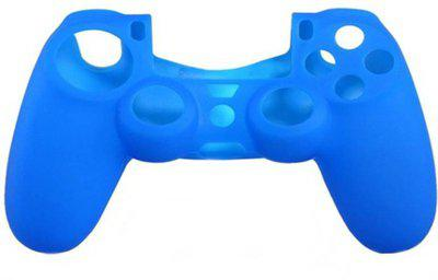Microware Sleeve for Playstation 4 PS4 Controller(blue, Flexible Case)